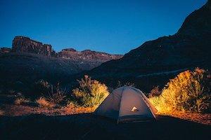 Terrain de Camping sur La Cote-Nord - Camping Insolite